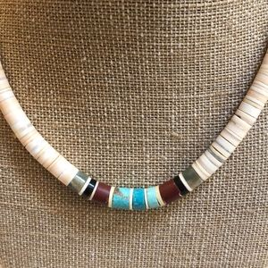 Vintage heshi necklace 💕💕💕